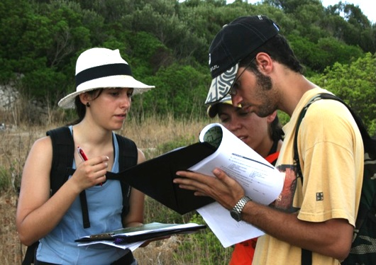 Campanya de voluntariat ambiental 2009 a l'OBSAM