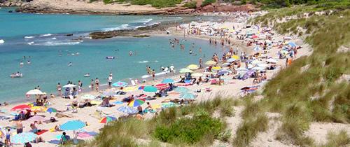 Quines serien les pèrdues de benestar derivades d'un vessament de petroli que afectés les platges de Menorca?